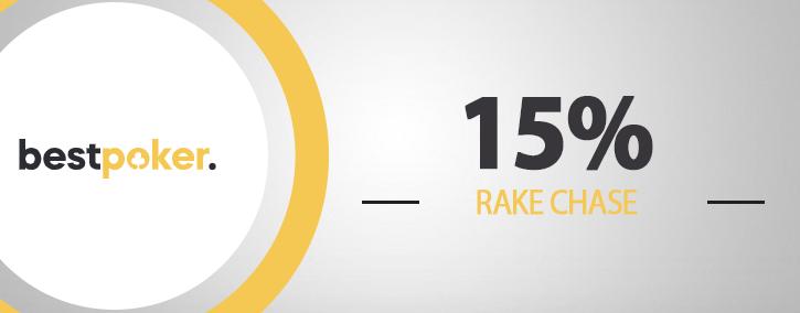 BestPoker 15 Rake Chase 725x284