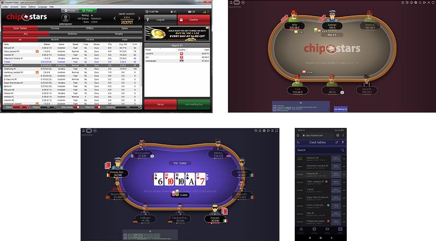 PAW FE Rooms screenshots chipstars