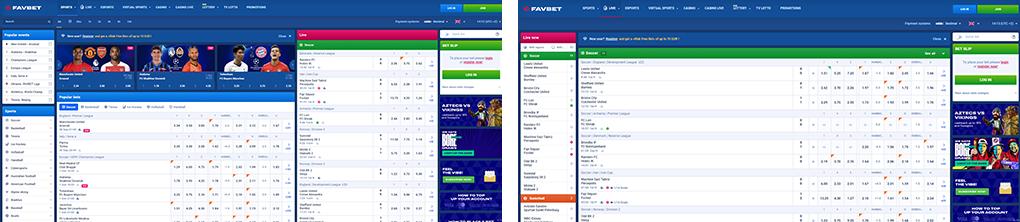 PAW FE Rooms screenshots favbet